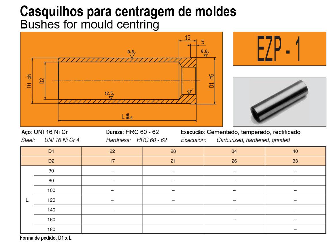 Casquilhos EZP-1