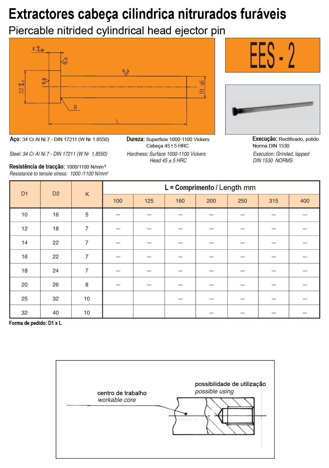 Extractores C/Cilindrica EES-2